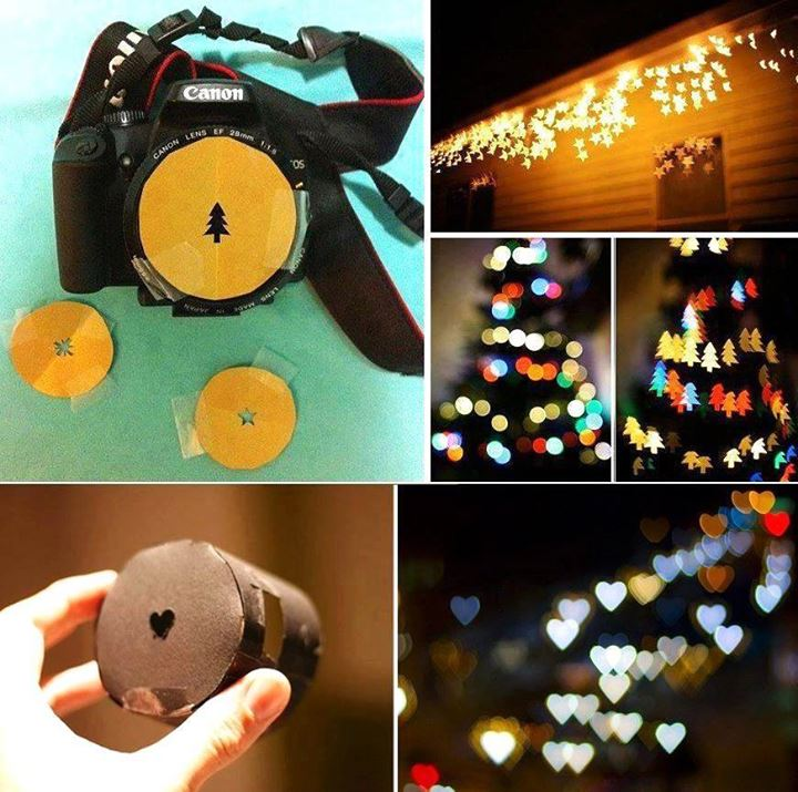 camera effects lense cover wonderfuldiy1 10 Great Tips for Camera Setting  You Should try