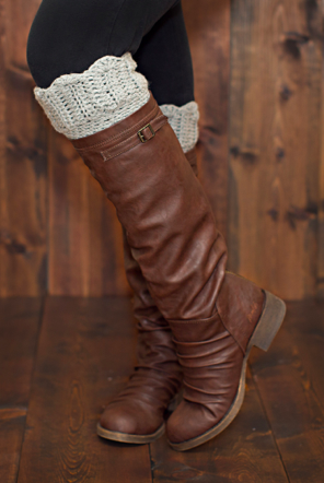 crochet boot cuff pattern -wonderfuldiy 15