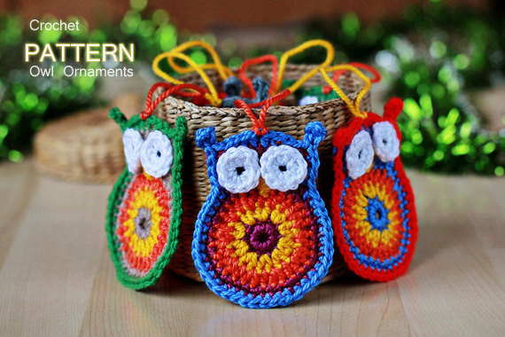 8626430d3 VIEW IN GALLERY crochet-owl-ornaments-1-570-px