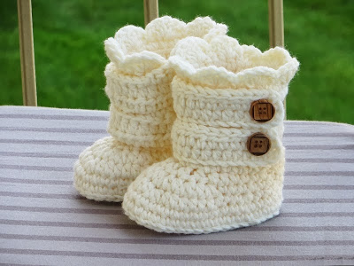 crochet snow boots pattern-wonderfuldiy3