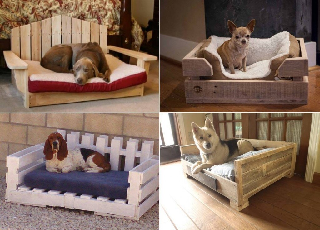 dog-pallet-bed-wonderful diy