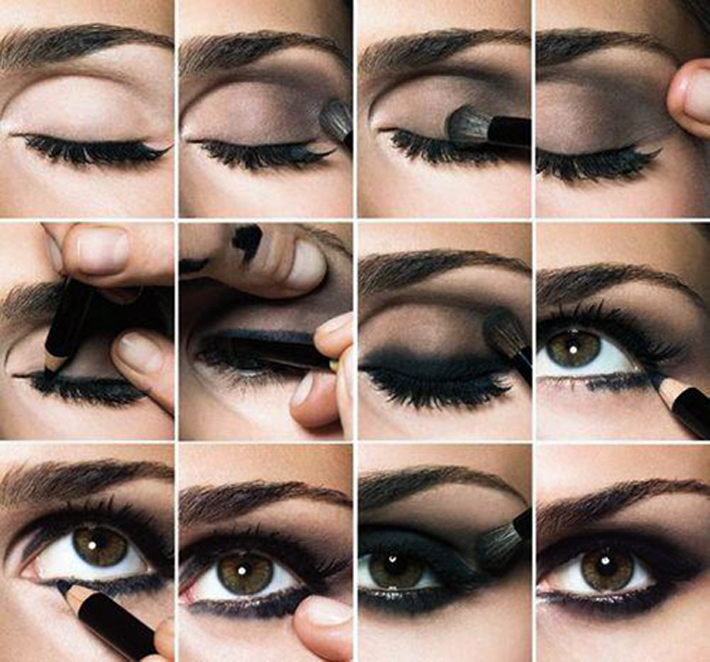 grey Smokey-Eye-Makeup-wonderful diy4