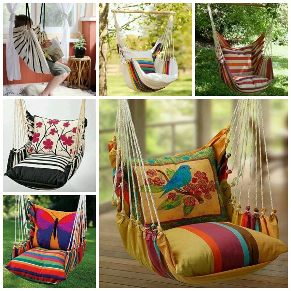 Charmant VIEW IN GALLERY Hammock Chair Wondervuldiy Wonderful DIY Step By Step  Hammock