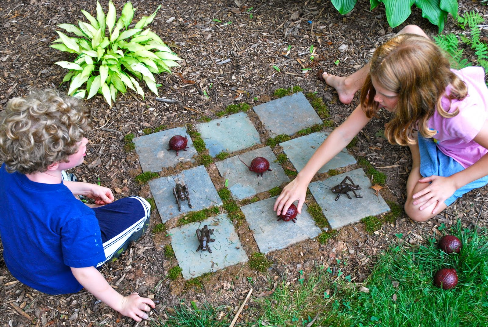 kids garden games 2 Wonderful DIY  Easy Kids Garden Games