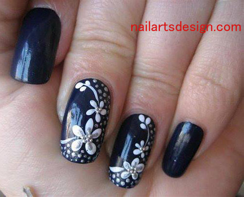 nail art 61 The Very Best DIY Nail Art Designs: All Free