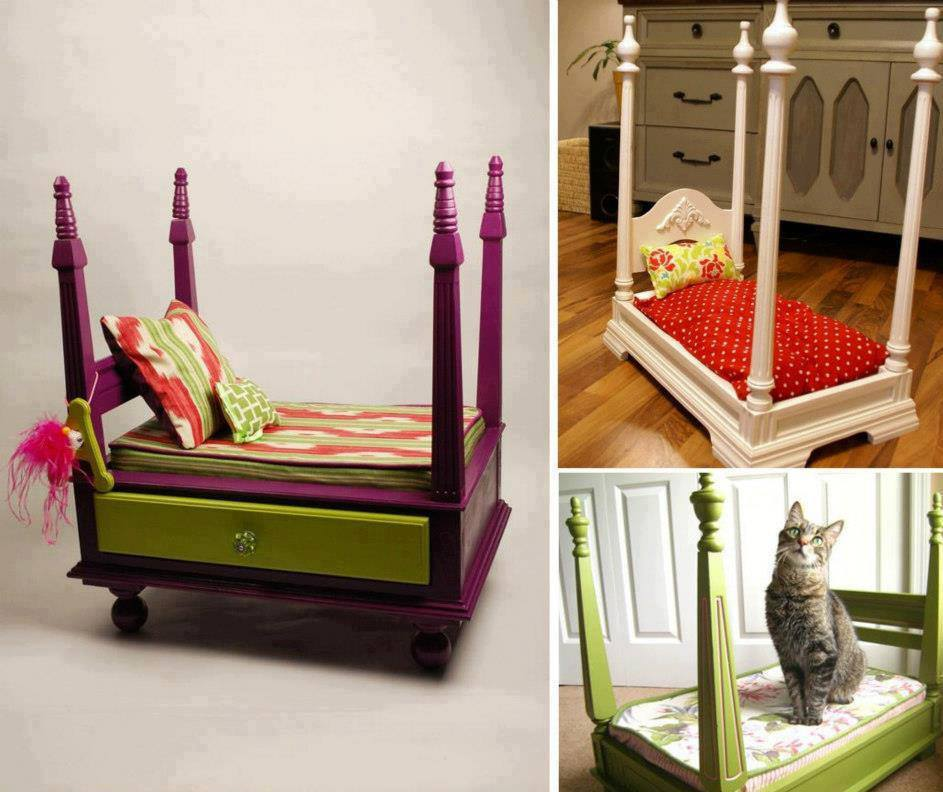 20 Fantastic Pet Bed ideas