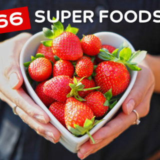 66 Foods to Help You Live a Longer & Healthier Life