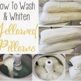 Wonderful Tips for Cleaning Yellow Pillows
