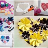 Delightful DIY Paper Flower Wall Art – Free Guide and Templates