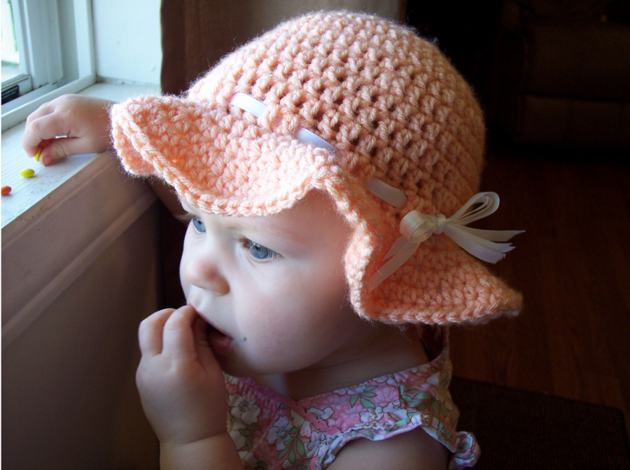 Crochet-Sun-Hats-free pattern-wonderfuldiy6