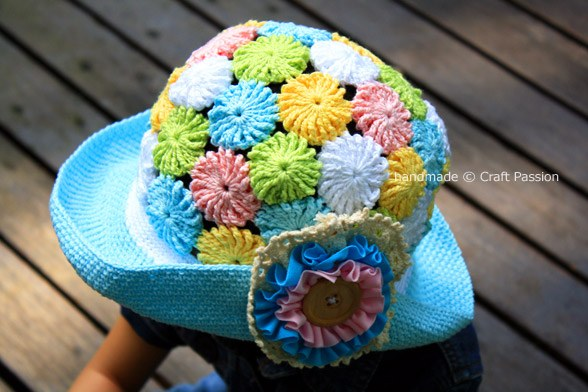Crochet-Sun-Hats-free pattern-wonderfuldiy7