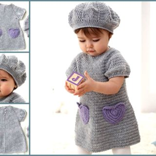 6b448223ab67 Gorgeous Crochet Hat for Little Princesses - Free Pattern and Guide