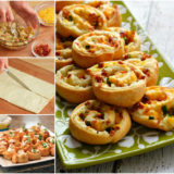 Wonderful DIY Loaded Potato Pinwheels