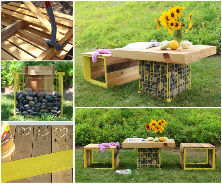 Outdoor-Pallet-Furniture-DIY-ideas-and-tutorials4