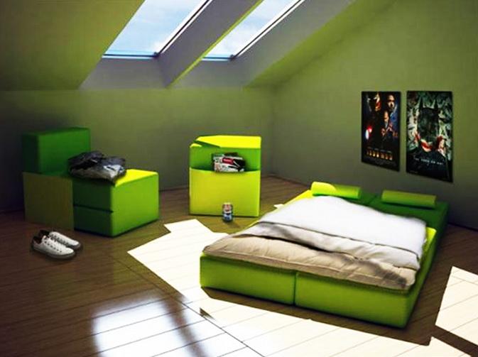 design of space saving muliplo furniture wonderfuldiy1 Amazing Design of Space Saving Multiplo Modular Furniture