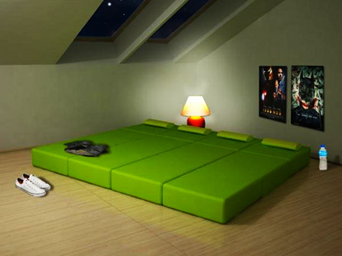 Amazing Design Of Space Saving Multiplo Modular Furniture