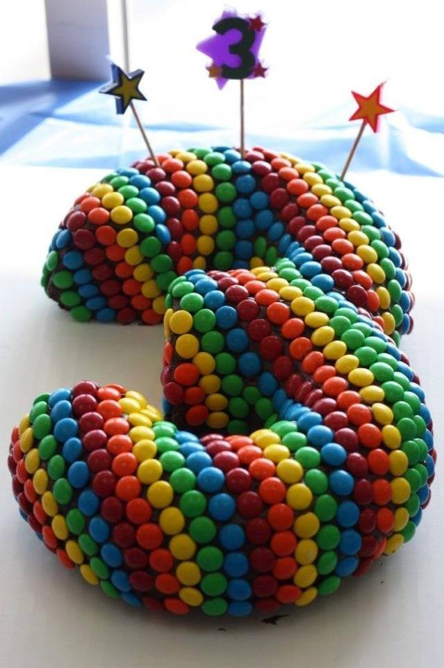 number cake-wonderfuldiy3
