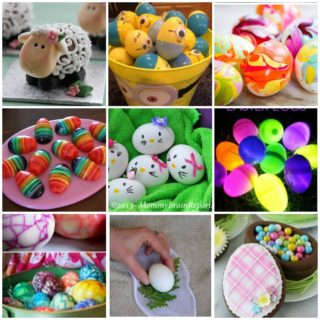 Wonderful DIY Hello Kitty Egg and More 12 Easter Egg Projects