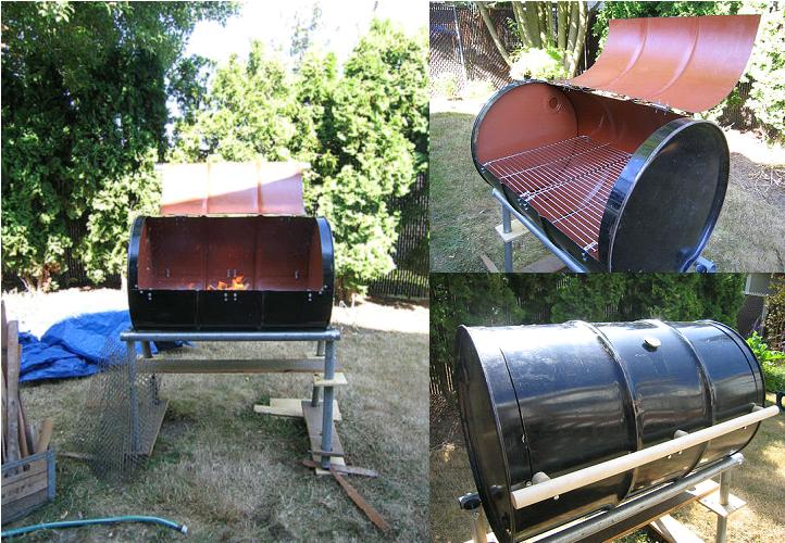 BBQ-Barrel