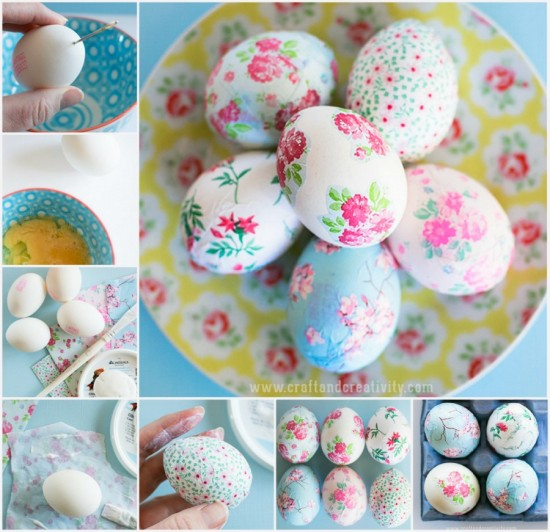 Decoupage-Easter-Eggs- wonderfuldiy