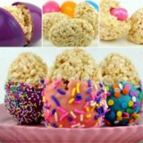 Wonderful DIY Easter Marshmallow Rice Krispie Eggs