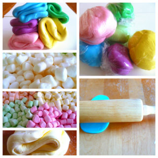 Wonderful DIY Easy Marshmallow Fondant