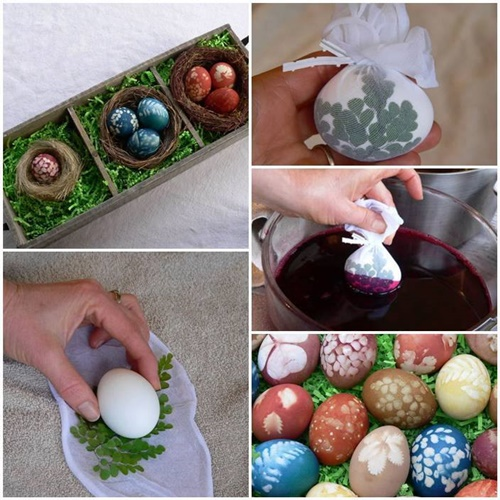 Natural Dyes For Your Easter Eggs-wonderfuldiy