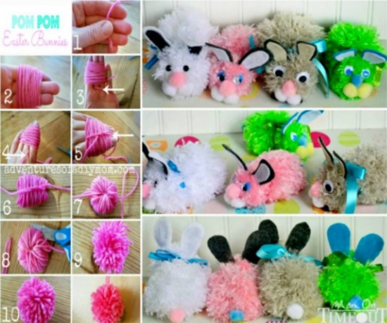 Pom-Pom-Easter-Bunny-wonderfuldiy