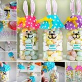 Bright and Bonny Easter Bunny Gift Bottles