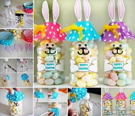 Bright and bonny easter bunny gift bottles negle Gallery