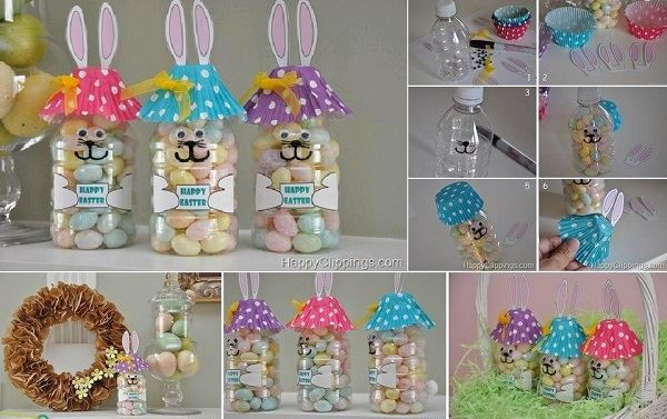 Bright and bonny easter bunny gift bottles view in gallery easter bunny bottle gift wonderfuldiy bright and bonny easter bunny gift bottles negle Choice Image