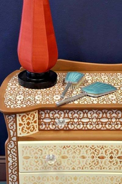 lace furniture-wonderfuldiy8
