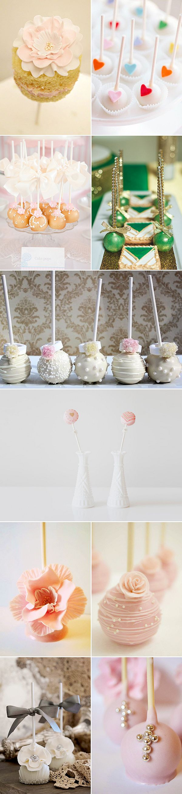 Awesome cakepops for a great birthday party Easy Guide to Making Awesome Cake Pops [Video + 19 Mouth Watering Ideas]