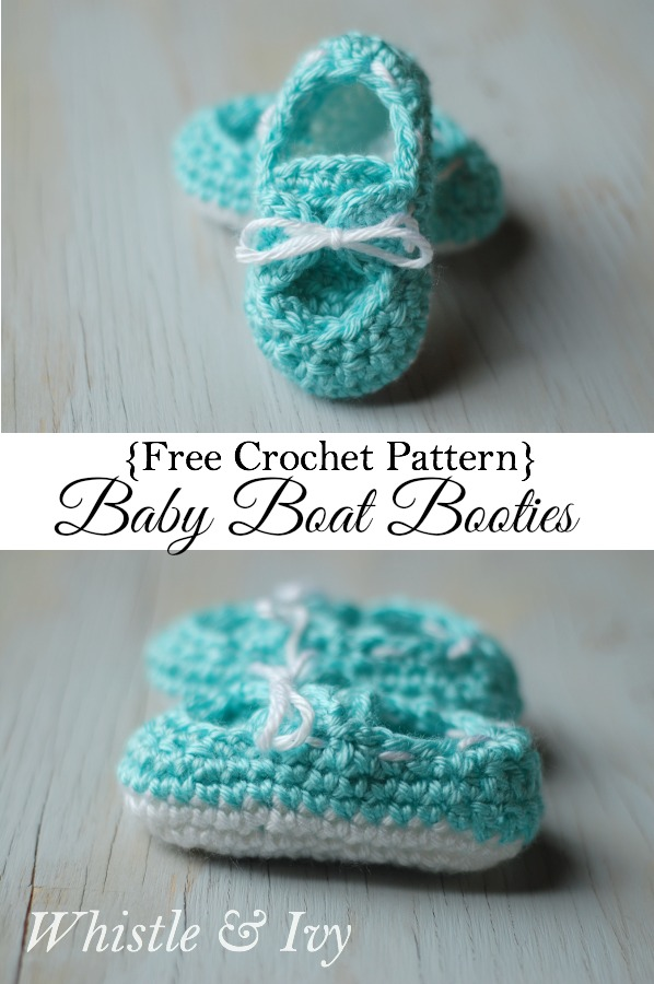 Babyboatbooties-wonderfuldiy