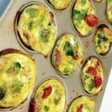 Snack Away: Crispy & Golden Oven Baked Mini Omelets