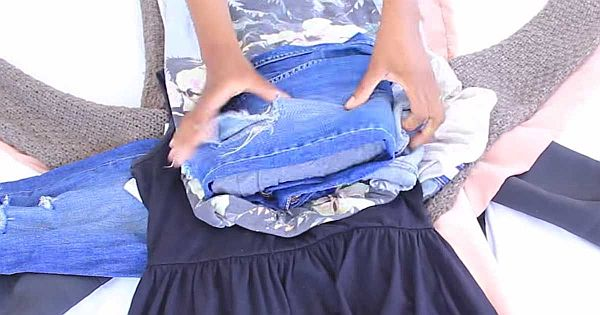 How to pack for a trip in Carry-on