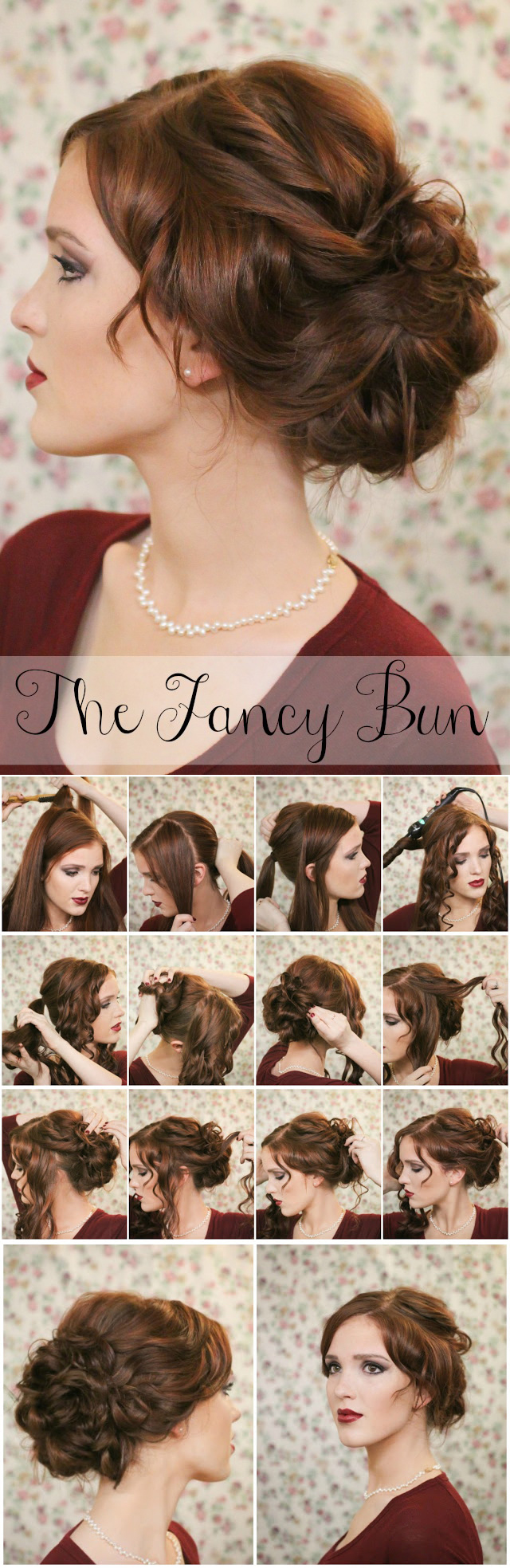 Oh-So-Simple-Bun-Hairstyles-Tutorials-The-Fancy-Bun