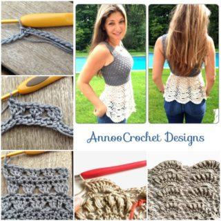 Wonderful DIY Crochet Ballerina Top with Free Pattern