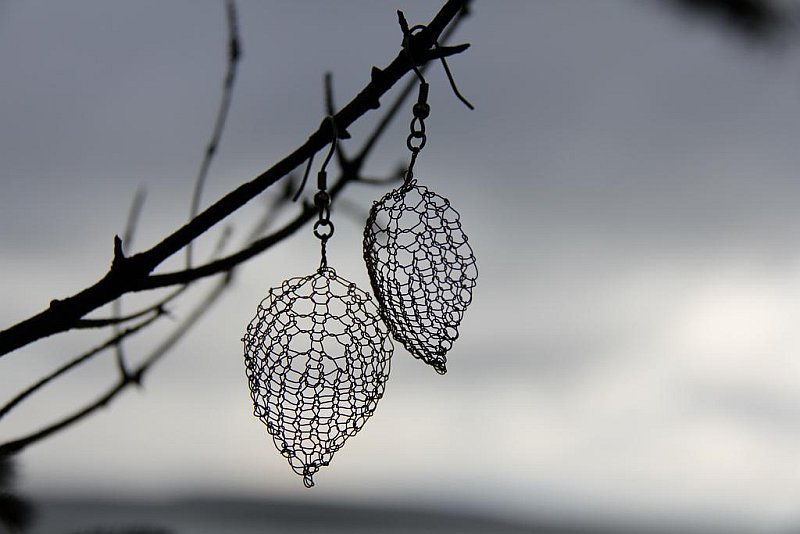Wonderful Diy Wire Crochet Jewelry Free Pattern