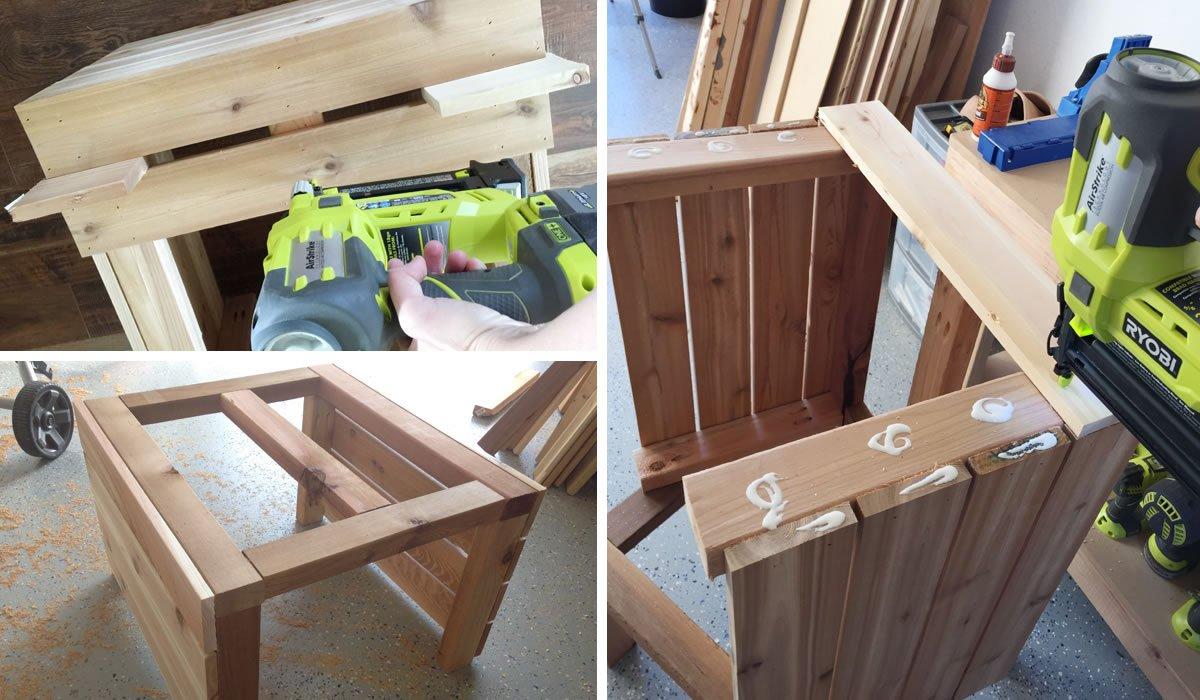 DIY Modular Outdoor Seating wood steps Comfy & Versatile DIY Modular Outdoor Seating