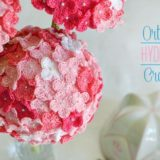 Simple DIY Crochet Hydrangea – Fabric Flowers Made Fabulous