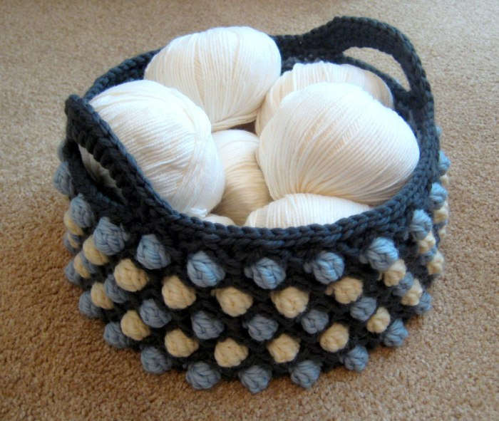Honeycomb Pop Basket Ultra Versatile DIY Crochet Honeycomb Pop Basket