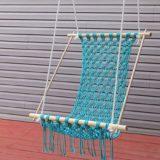 Marvelous Macramé Crochet Hammock – Unwind in Style!