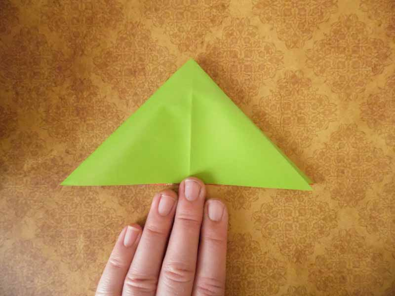 DIY Origami Flower – Crafting the Base