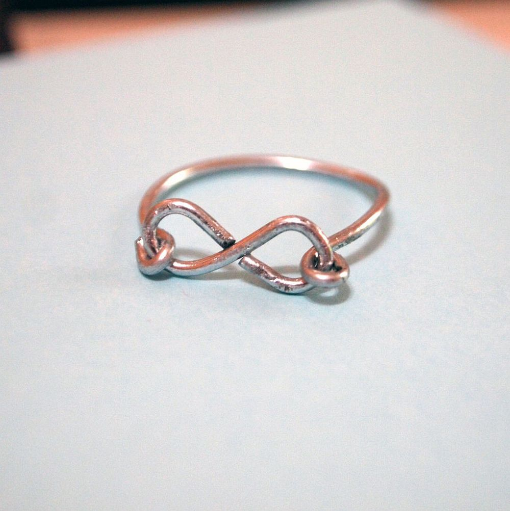 Infinity Ring DIY