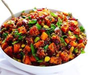 Quinoa Stuffing 200x150 Healthy Christmas Side Dishes