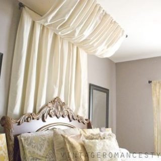 DIY Bedroom Canopies Ideas for Everyone