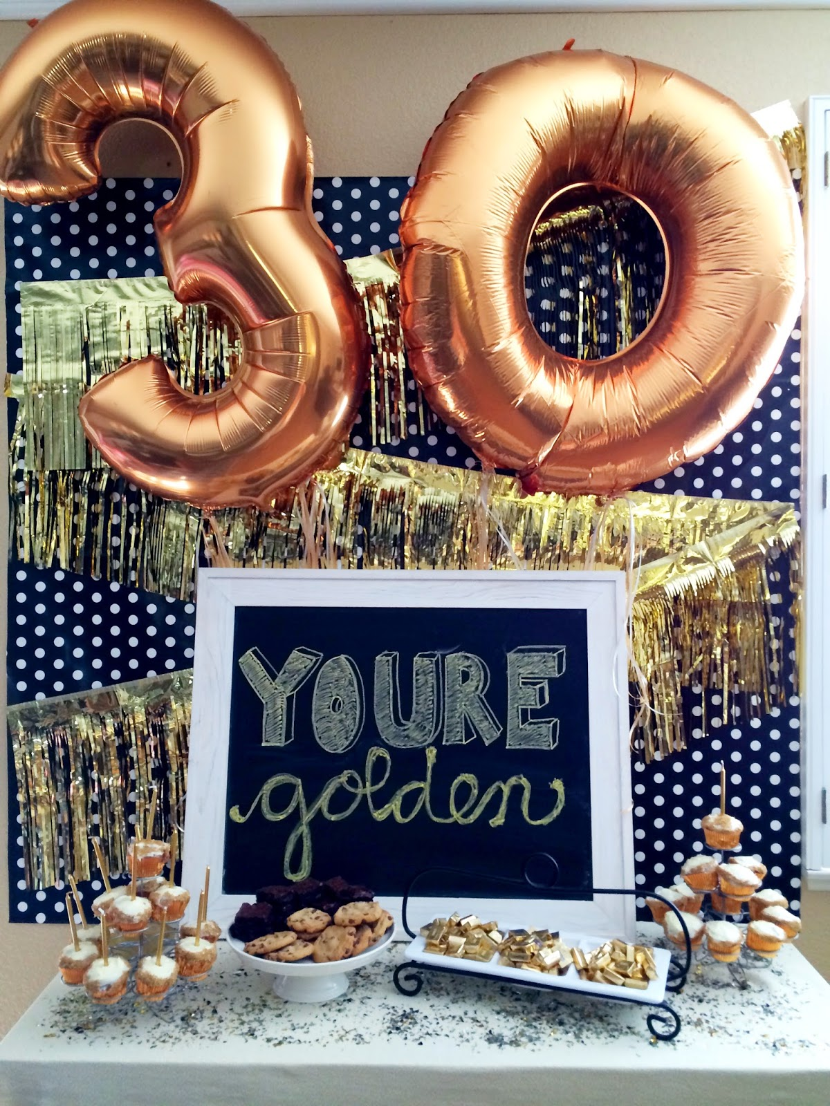 7 Clever Themes For A Smashing 30th Birthday Party