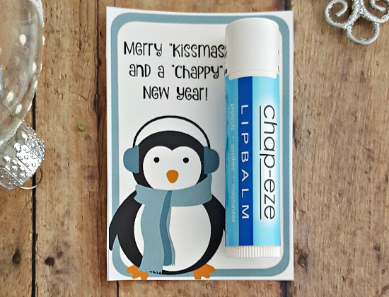 9 wonderfully simple diy white elephant gifts view in gallery chapstick christmas gift printable 8 have a chappy new year this easy diy white elephant solutioingenieria Choice Image