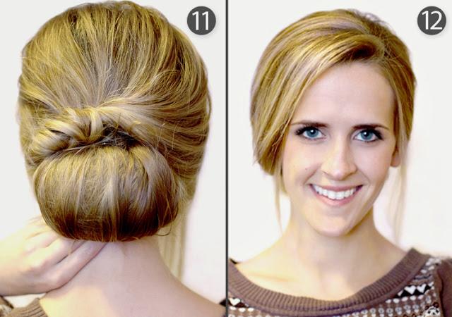 Blonde hair wedding hairstyles